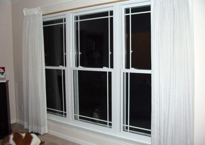 Double hung replacement windows for homes and residence in Grand Rapids.