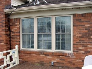 Double hung energy efficient replacement windows for homes and residence in Grand Rapids, MI.