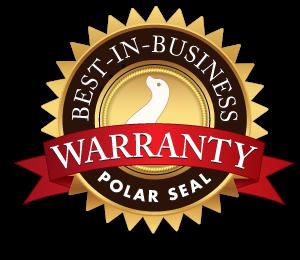 Polar Seal Windows warranty