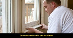 Polar Seal trusted dealers.