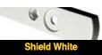 Shield white