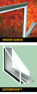 Polar Seal replacement window options Grand Rapids Michigan.