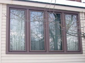 POLAR SEAL casement windows for residential, house and home. Grand Rapids, Michigan.