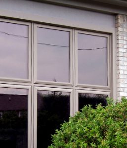 POLAR SEAL casement window. New replacement casement windows for residential, house and home. Grand Rapids, Mich.