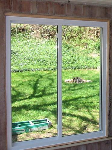 POLAR SEAL WINDOWS. Sliding windows.