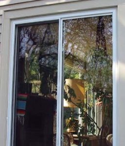 New replacement patio doors for residential, house and home. Grand Rapids, Michigan.