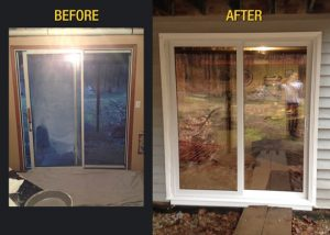 POLAR SEAL Patio Doors