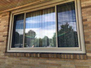 POLAR SEAL sliding window, Grand Rapids, MI.